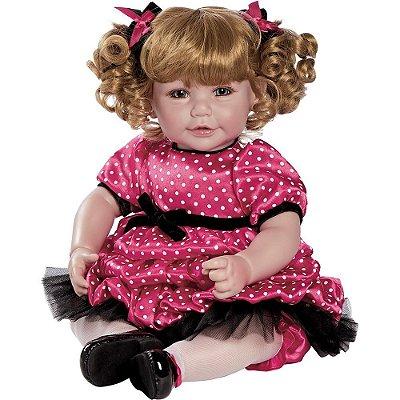 Boneca Bebê Realista Menina Polka Dotty 20014020 Adora