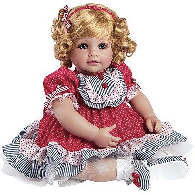 Boneca Bebê Realista Menina Dream Boat 20016007 Adora
