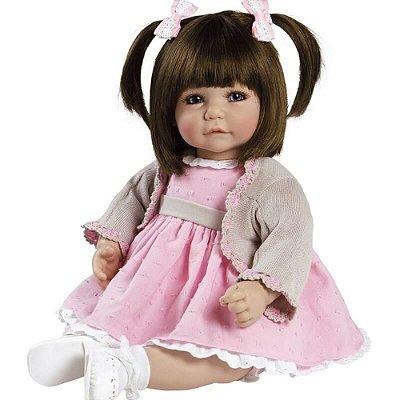 Boneca Bebê Realista Menina Sweets Cheeks 20016007 Adora