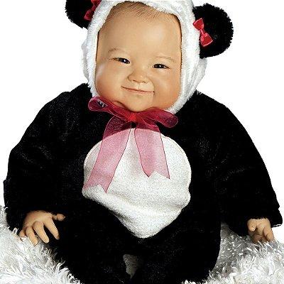 Boneca Reborn Bebê Realista Menina Su Lin 31043100