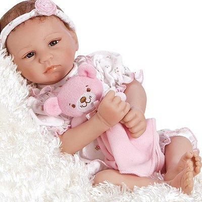 Boneca Reborn Bebê Realista Menina Bundle of Joy 31060400