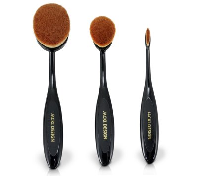Pincel Escova Maquiagem 3 Peças AYD17179 - Jacki Design