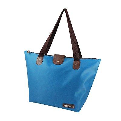 Bolsa Feminina Grande Sacola Dobrável ABC14097 - Jacki Design