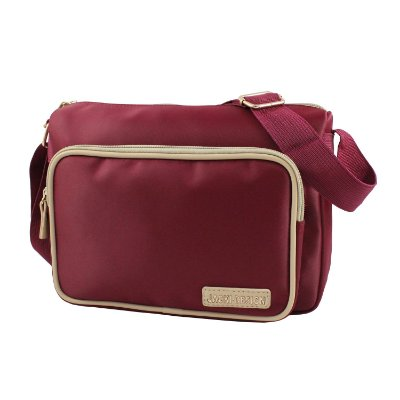 Bolsa Transversal Essencial ABC14099 - Jacki Design