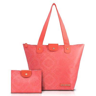 Bolsa Feminina Sacola Pequena ABC15080 - Jacki Design