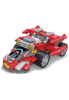Carrinho Hot Wheels Blocos de Montar - Trail Blazer 8110-2