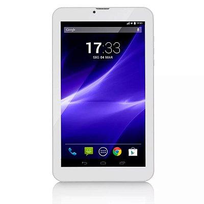 Tablet M9 - 3g Quad Core 8gb Tela 9  Rosa - Nb248 Multilaser