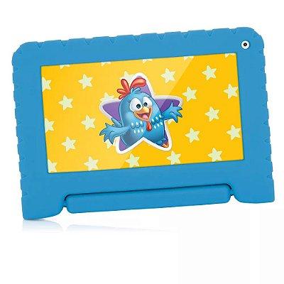 Tablet Infantil Galinha Pintadinha 8Gb Wifi - NB249 Multilaser