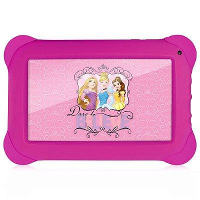 Tablet Infantil Princesas Disney Menina - NB239 Multilaser