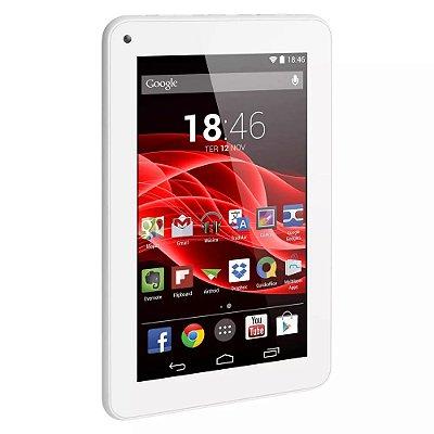 Tablet  M7S Tela 7 Android 4.4 8gb Branco - NB185 Multilaser