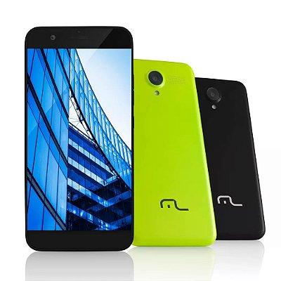 Smartphone MS50 4G Quad Core 1GB Ram P9013 - Multilaser