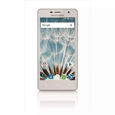 Smartphone Celular Ms50s Branco P9035 - Multilaser