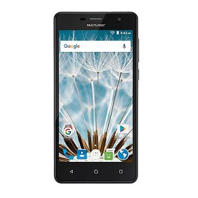 Smartphone Celular Ms50s 8mp 3g Preto P9049 - Multilaser