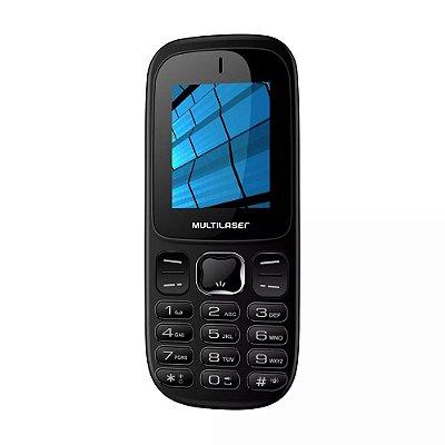 Celular UP 3G Dual Chip Bluetooth Mp3 P9017 - Multilaser