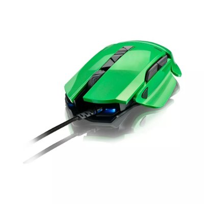 Mouse Gamer Warrior 8 Botões 8200 DPI MO247 - Multilaser