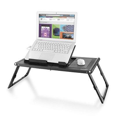 Mesa Notebook Portátil Articulada Cooler AC131 - Multilaser