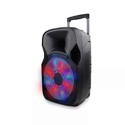 Caixa De Som Amplificada Bluetooth 150w Rms Sp219 - Multilaser