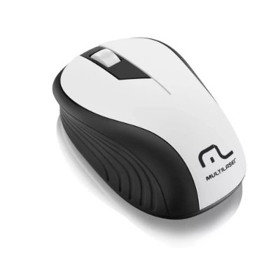 Mouse Sem Fio Wireless 2.4ghz Usb 12000dpi Mo216 - Multilaser