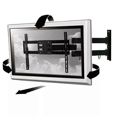 Suporte de Tv Articulado 32 a 50 Polegadas AC261 - Multilaser