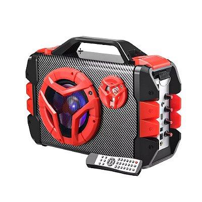 Caixa De Som 100W RMS Bluetooth e Controle SP250 - Multilaser