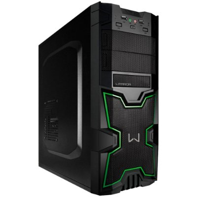 Gabinete Desktop Pc Gamer Warrior GA154 - Multilaser