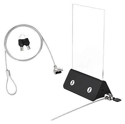 Estação Recarga Celular 4 USB Preto CB106 - Multilaser