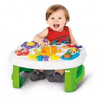 Mesa De Atividades Infantil Com Som Smart Table - Calesita