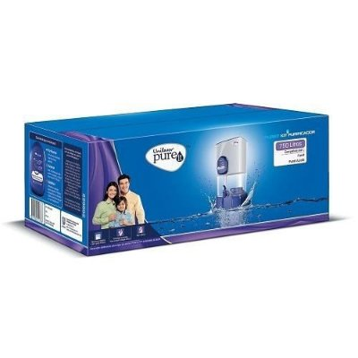 Refil Filtro Kit Purificador De Água Pureit Unilever