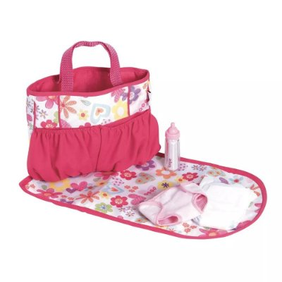 Bolsa para Fraldas de Boneca 20603021 Adora Doll