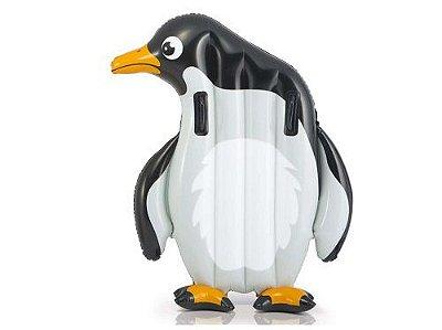 Prancha Animal Pinguim Piscina Praia 8019-4 - Intex