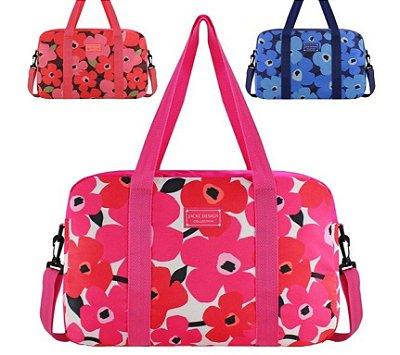 Bolsa Mala de Viagem Pequena ABC17351 Jacki Design