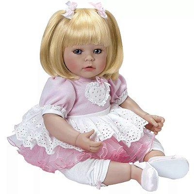 Boneca Hearts Aflutter Bebê Realista 217905 Adora Doll