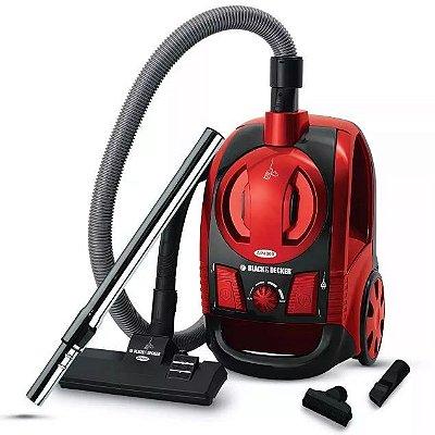 Aspirador De Pó Ap4000 1600w Filtro Hepa Black&decker 220v