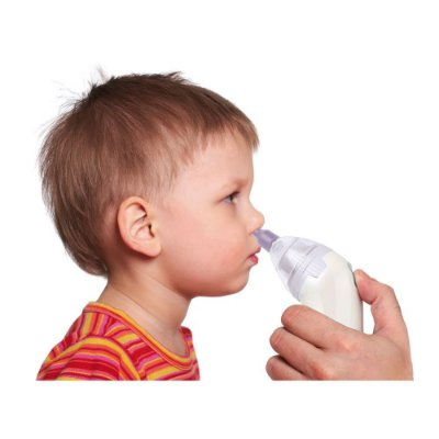 Aspirador Nasal Elétrico Baby Care Multilaser Bb011