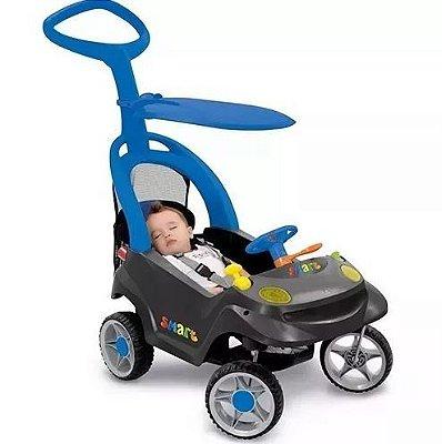 Mini Veículo Carrinho Passeio Smart Baby Comfort Bandeirante