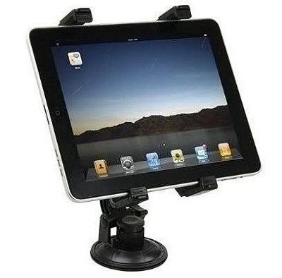 Suporte Veicular Universal Vedor Tablet Ipad Gps Dvd Tv 10''