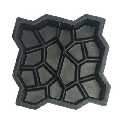 Forma para Bloquete Piso Paviess Trabalhado 6cm - FP102