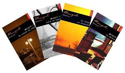 Kit de livros Especial Georges Simenon - 4 Volumes