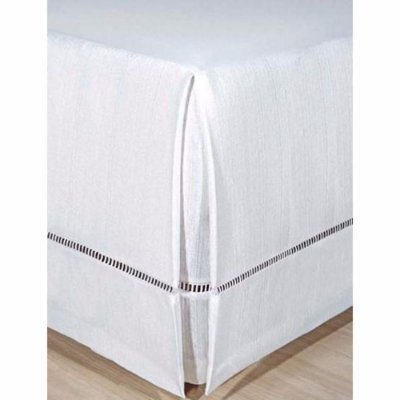 Saia Cama Box Casal 1,88 X 1,38m Zambrano - Ponto Palito