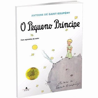Livro O Pequeno Príncipe - Antoine Saint-Exupéry Pocket