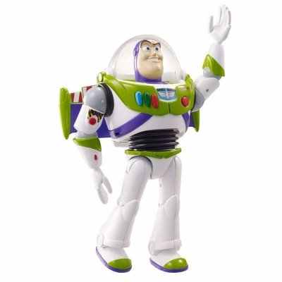 Boneco Buzz Lightyear Toy Story 3 BMJ70 - Mattel