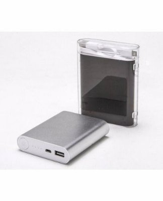 Power Bank Carregador Usb Celular Portátil 10400mah