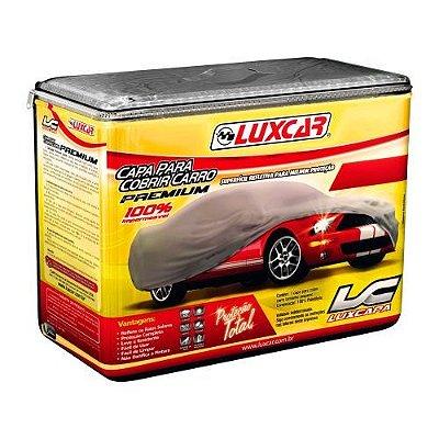 Capa Para Cobrir Carro Protetora Térmica Chuva Sol Impermeável Premium Grande G - Luxcar 7258