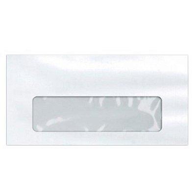 Envelope Ofício 114x229cm Offset Janela Central Scrity 50 Unidades