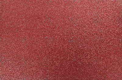 Papel De Parede Adesivo Glitter Brilhante Vermelho