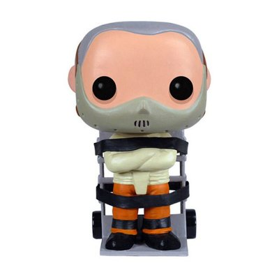 Funko Pop! Hannibal Lecter - The Silence of The Lambs