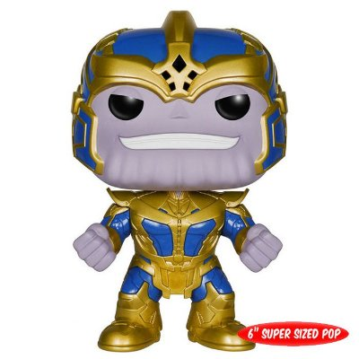 Funko Pop! Thanos - Guardians of the Galaxy