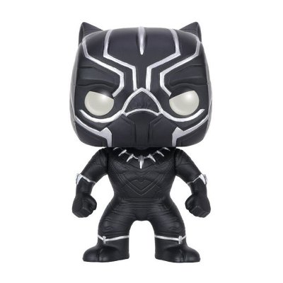 Funko Pop! Black Panther - Civil War
