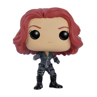 Funko Pop! Black Widow - Civil War