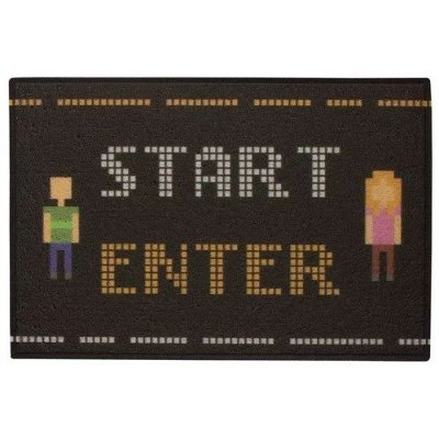 Capacho Pixel Start Enter 8 Bit